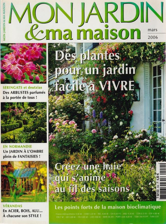 Mon jardin ma maison free rosier grimpant mon jardin ma - Mon jardin ma maison ...